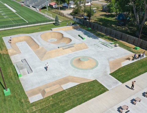 Norfolk's Brand New Skate Park now Open